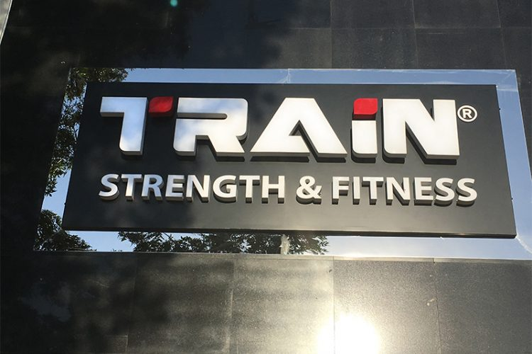 Train GYM project