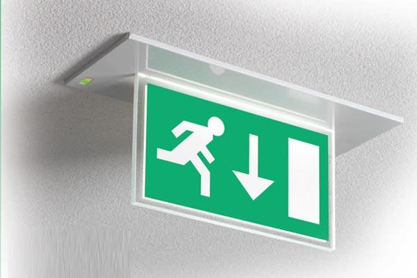 Emergency Exit Lighting System